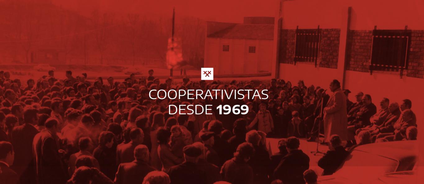 Cooperativistas desde 1969